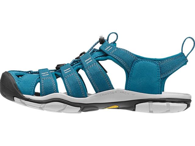 Keen Clearwater CNX Sandals Dame celestial/vapor